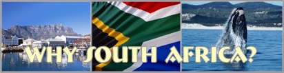 Why South Africa?